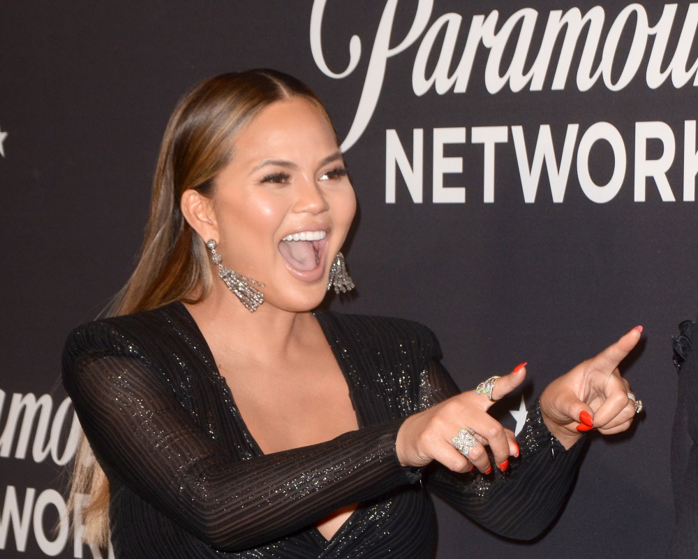 Chrissy's Court will have Chrissy Teigen preside over real-life small claims cases