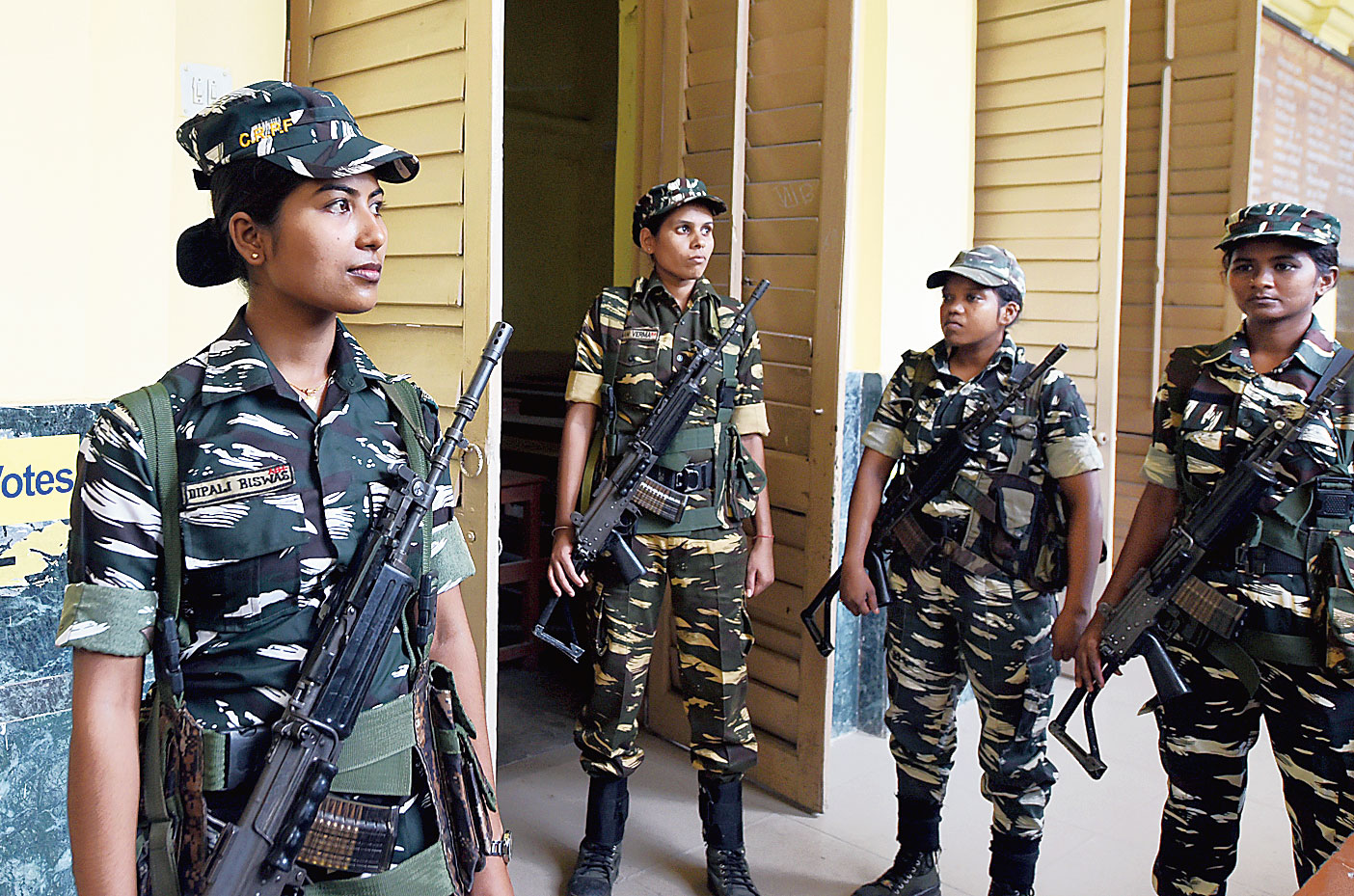 "Most personnel in the 3-lakh-strong CRPF — the country's largest paramilitary force and its counter-insurgency spearhead — are paid a Rs 3,000 ""ration allowance"" along with their monthly salary. Officials said the troops spend the sum on their meals at their camps' mess and canteen."