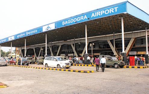 Plan for new terminal at Bagdogra