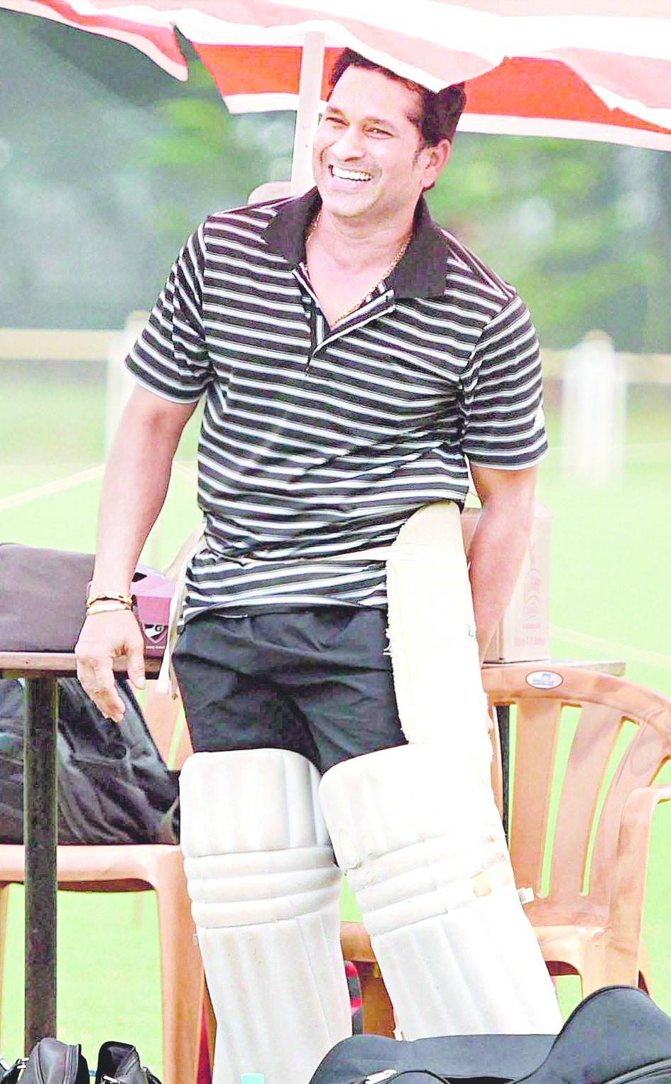 Sachin, Warne bat for cricket in Olympics - Telegraph India
