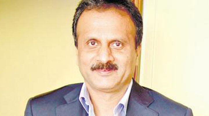 V.G. Siddhartha is son-in-law of former chief minister S.M. Krishna who had left the Congress for the BJP two years ago.