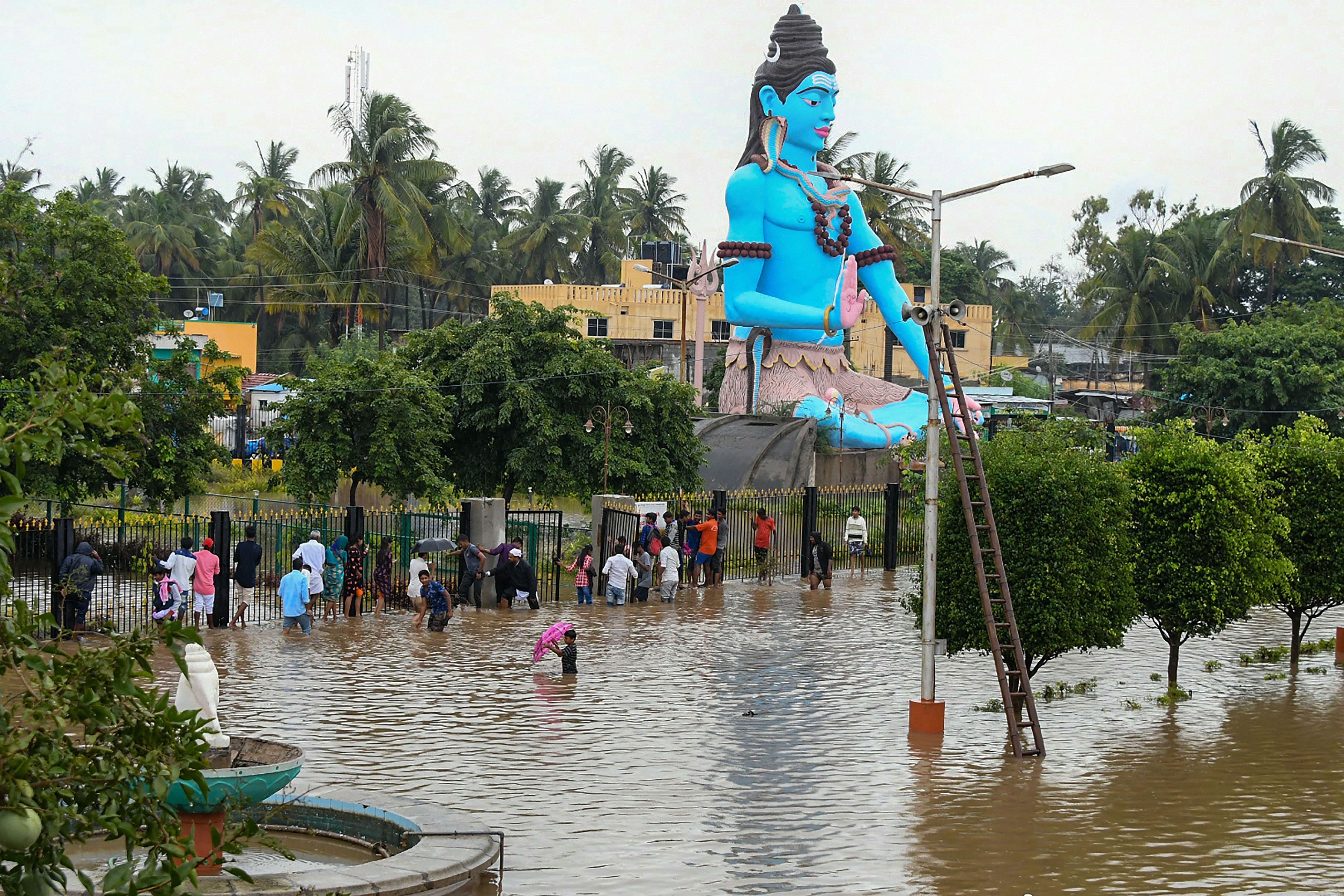 Karnataka flood situation still grim