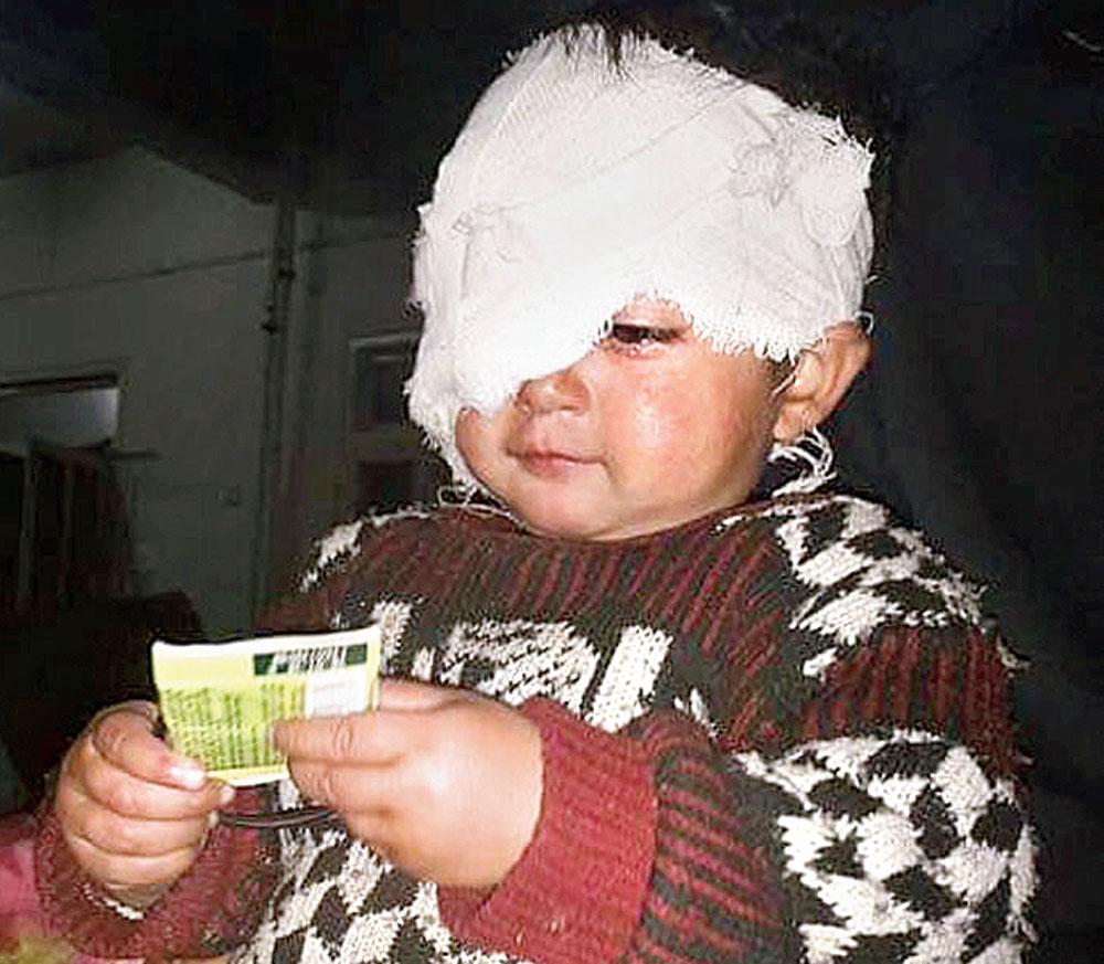 Kashmir: Under a hobnailed boot