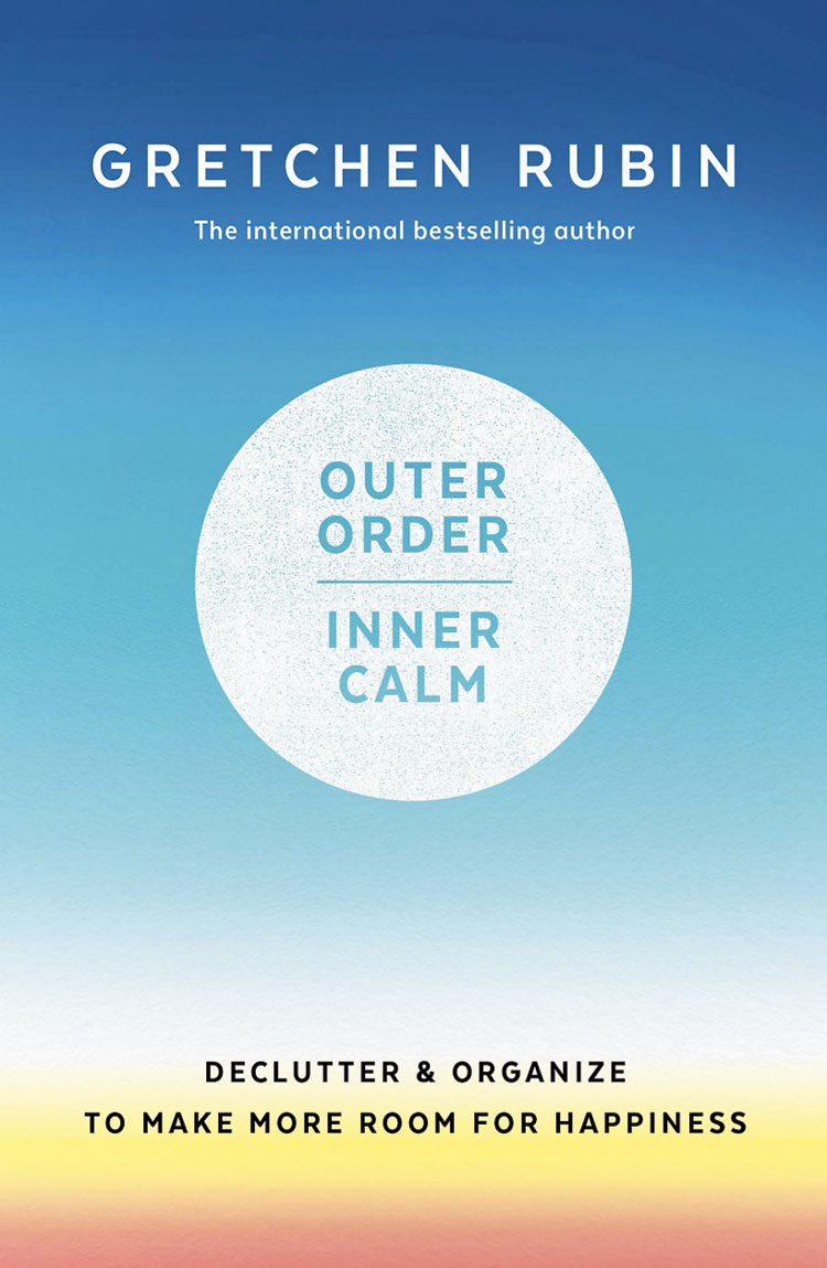 For the cleanliness-obsessed mother: Outer Order, Inner Calm by Gretchen Rubin; Hachette India; 215 pages; Rs 499