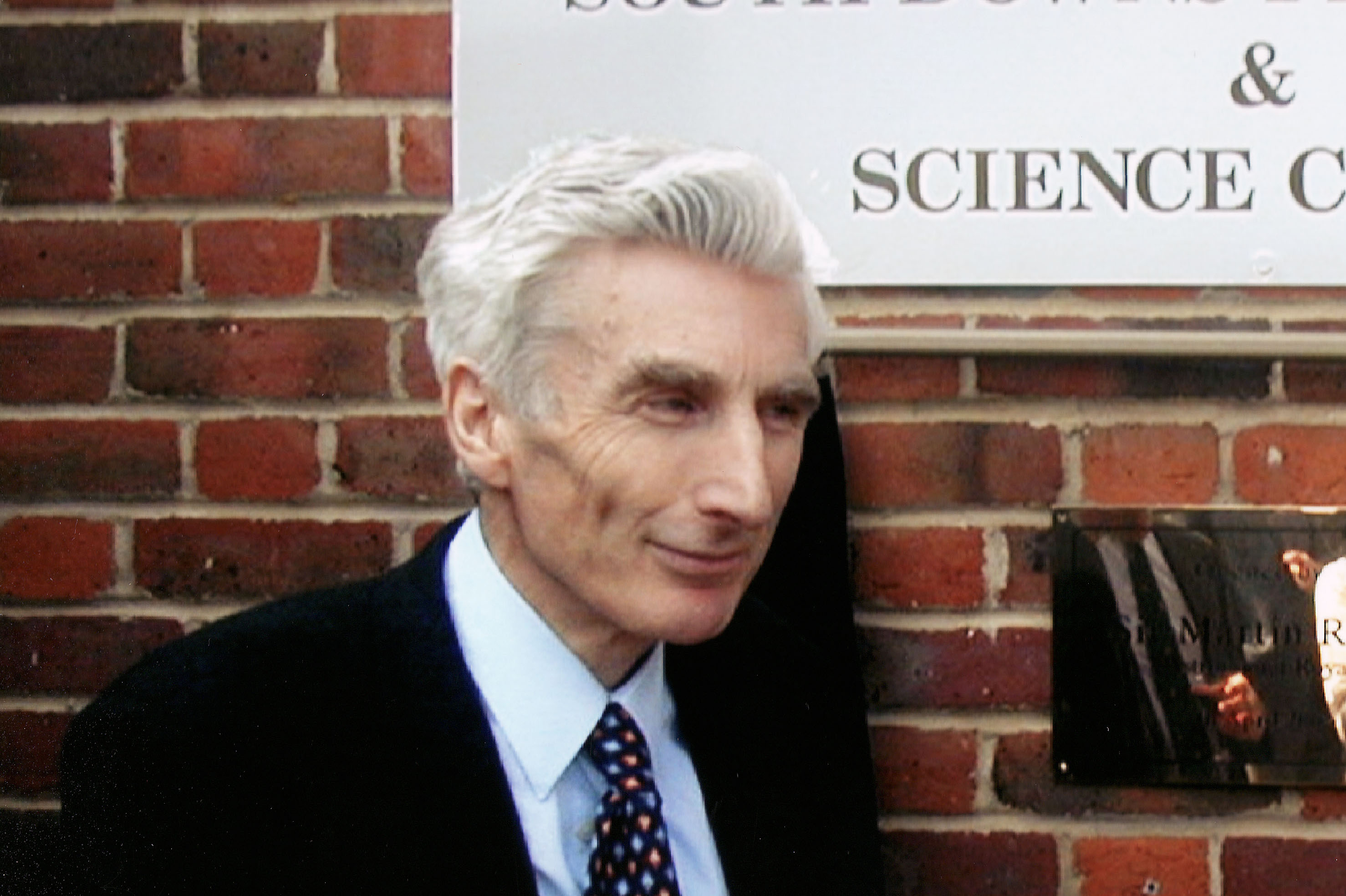 Astronomer Martin Rees is currently working on a book on the limits of science and what we still don't know