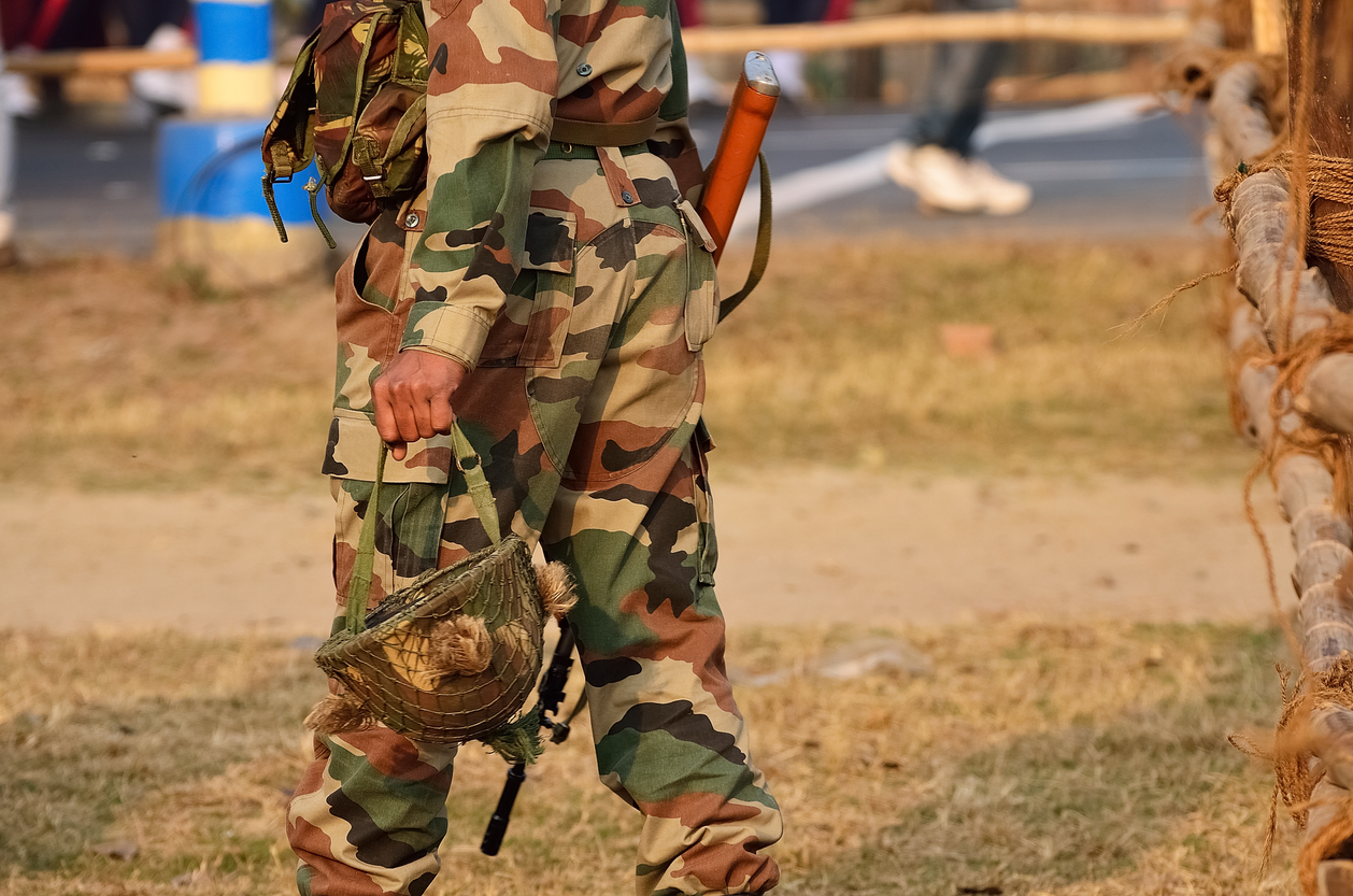 (Representational) Three unidentified militants were killed in the gunfight, the official said adding more details were awaited.