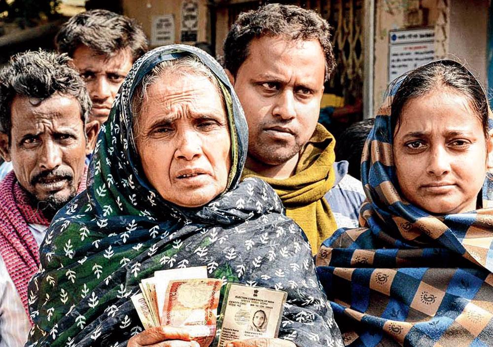 Cash not in hand: The devastating effects of demonetisation