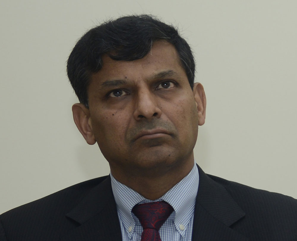 Raghuram Rajan was the Governor of the Reserve Bank of India from 2013 to 2016