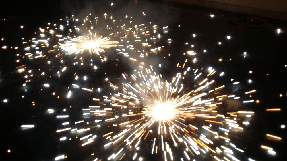The Supreme Court had last October banned firecrackers across the country to curb rising environmental pollution