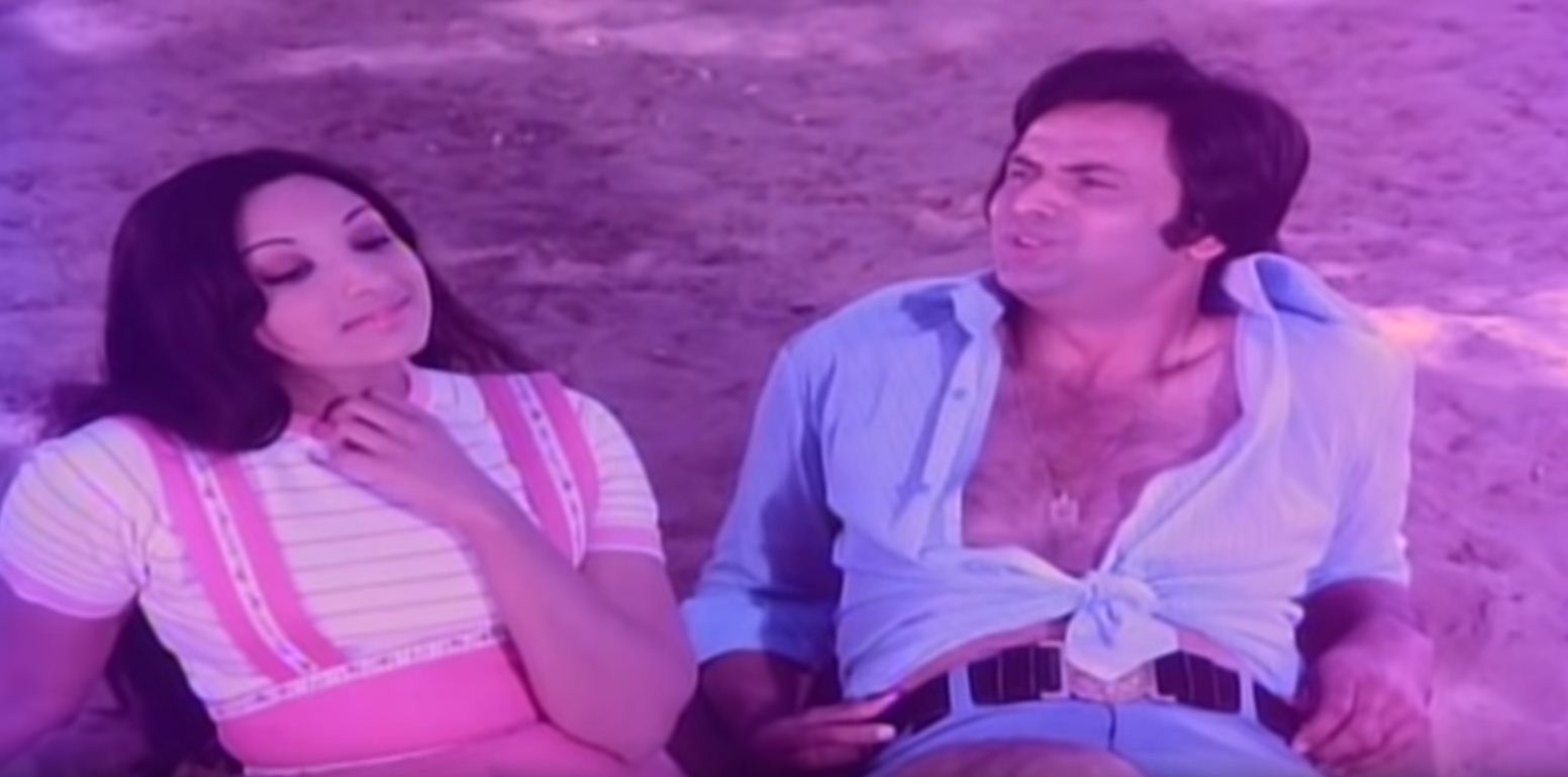 Julie is eventually about a young girl who gives in to the seductions of boyfriend Shashi (played by a likable Vikram), but pays the price alone. It's her baby, her shame, her secret.