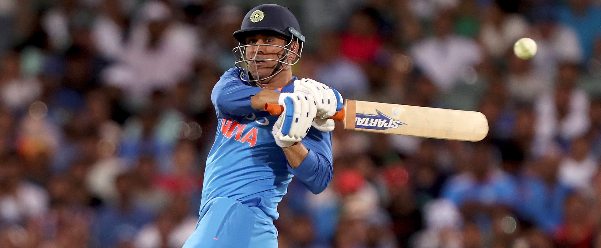 Dhoni's rejuvenated form is good news for the Indian team