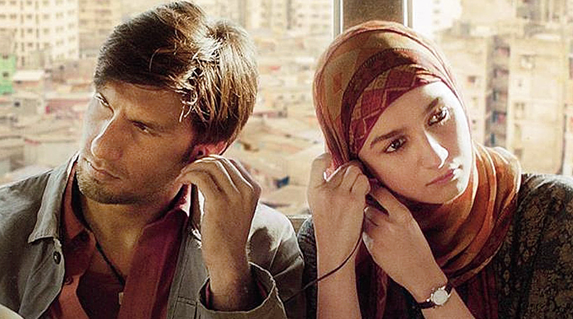 Gully Boy is a rebel anthem that rarely misses a beat