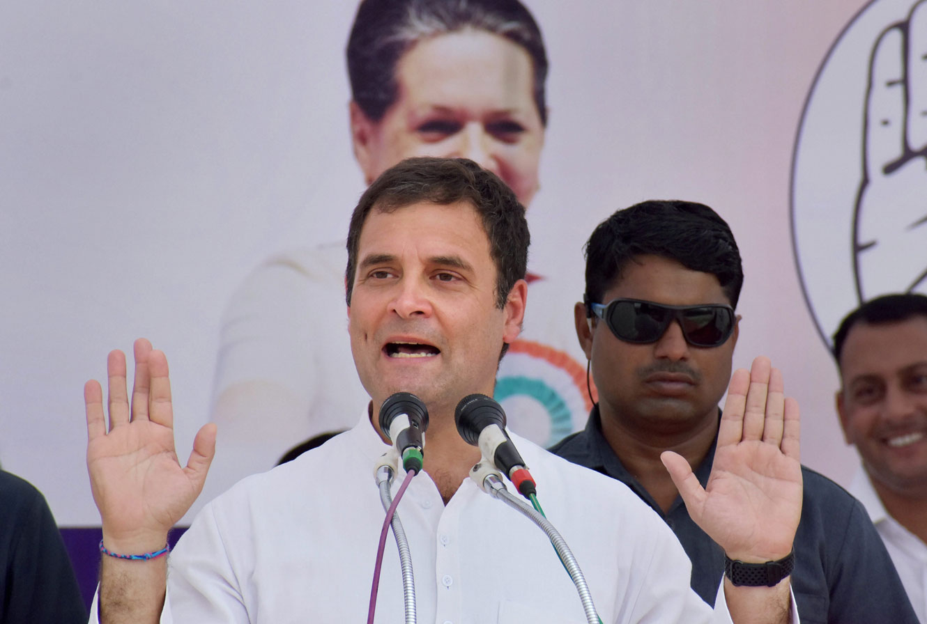 Rahul expresses regret to Supreme Court on Rafale comment