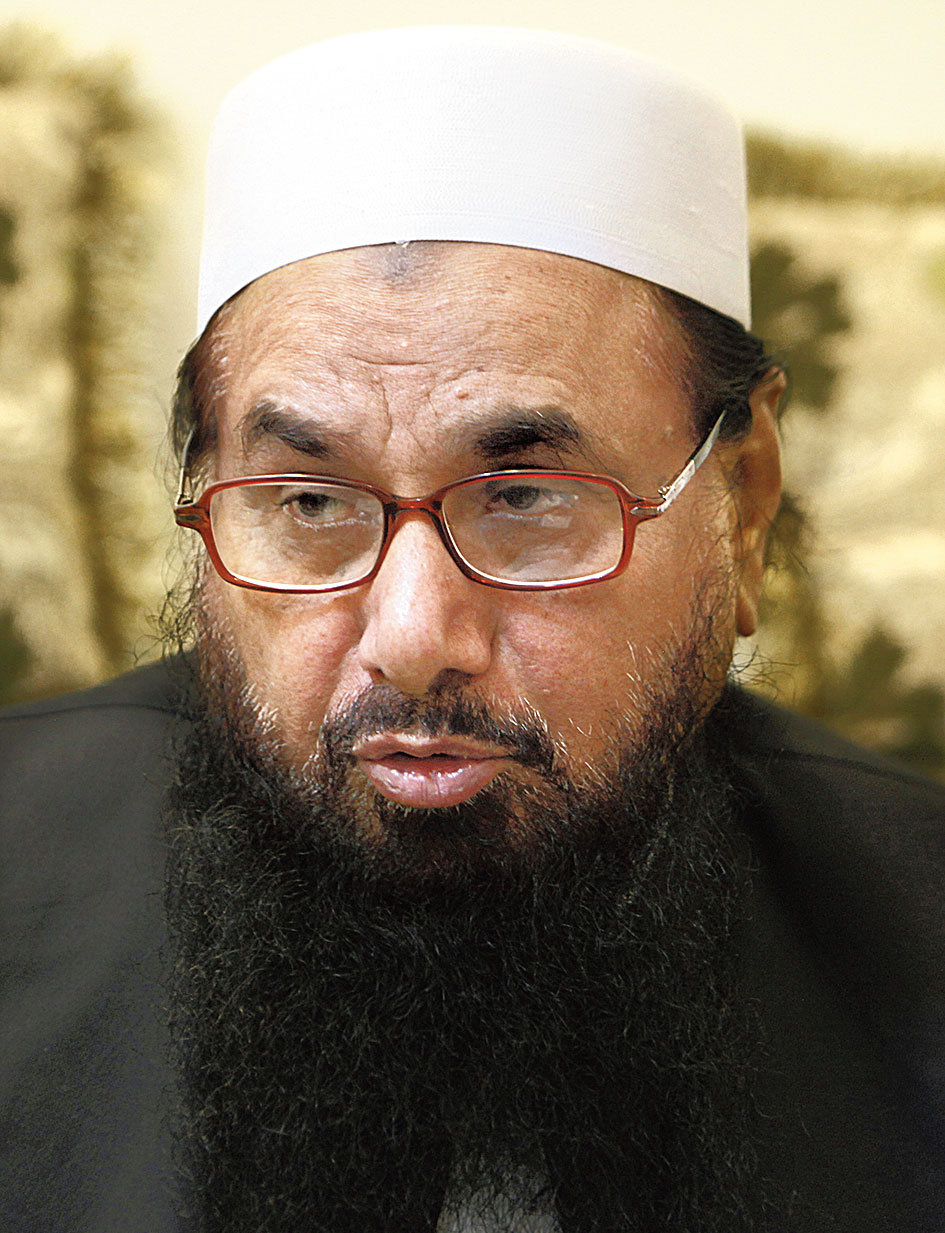 Hafiz Saeed has already recorded his statement before the court in two terror financing cases against him in which he pleaded