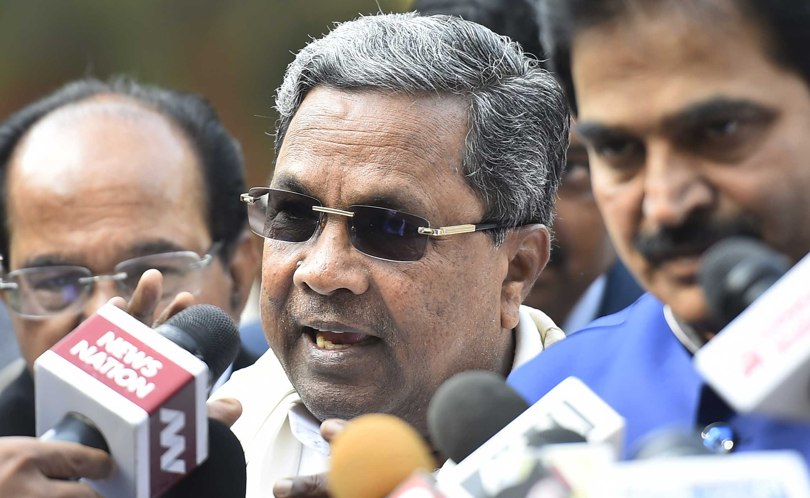 Former Karnataka chief minister Siddaramaiah had earlier said that there was no internal understanding between the Congress and the JD(S) during the bypolls and both parties were seriously fighting against each other.