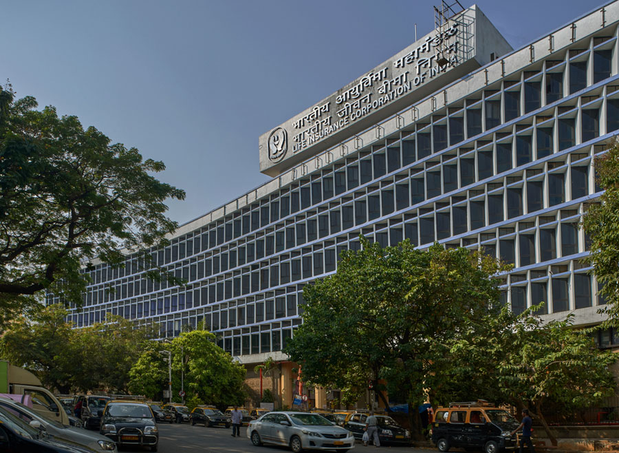 Life Insurance Corporation of India central office