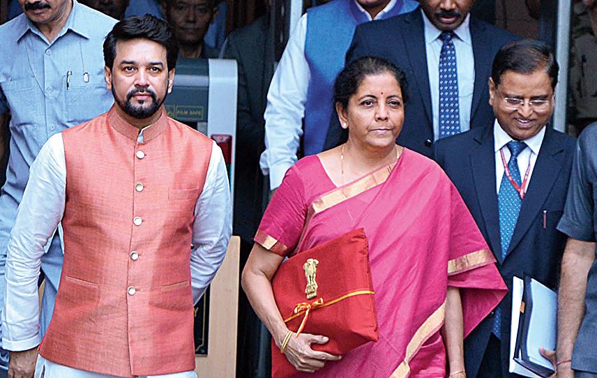 Union Budget: At the bottom of the page lie Nirmala's deficit secrets