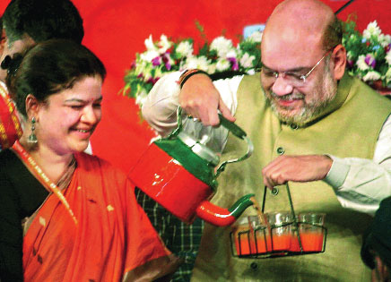 The BJP is turning faith into a corrosive force