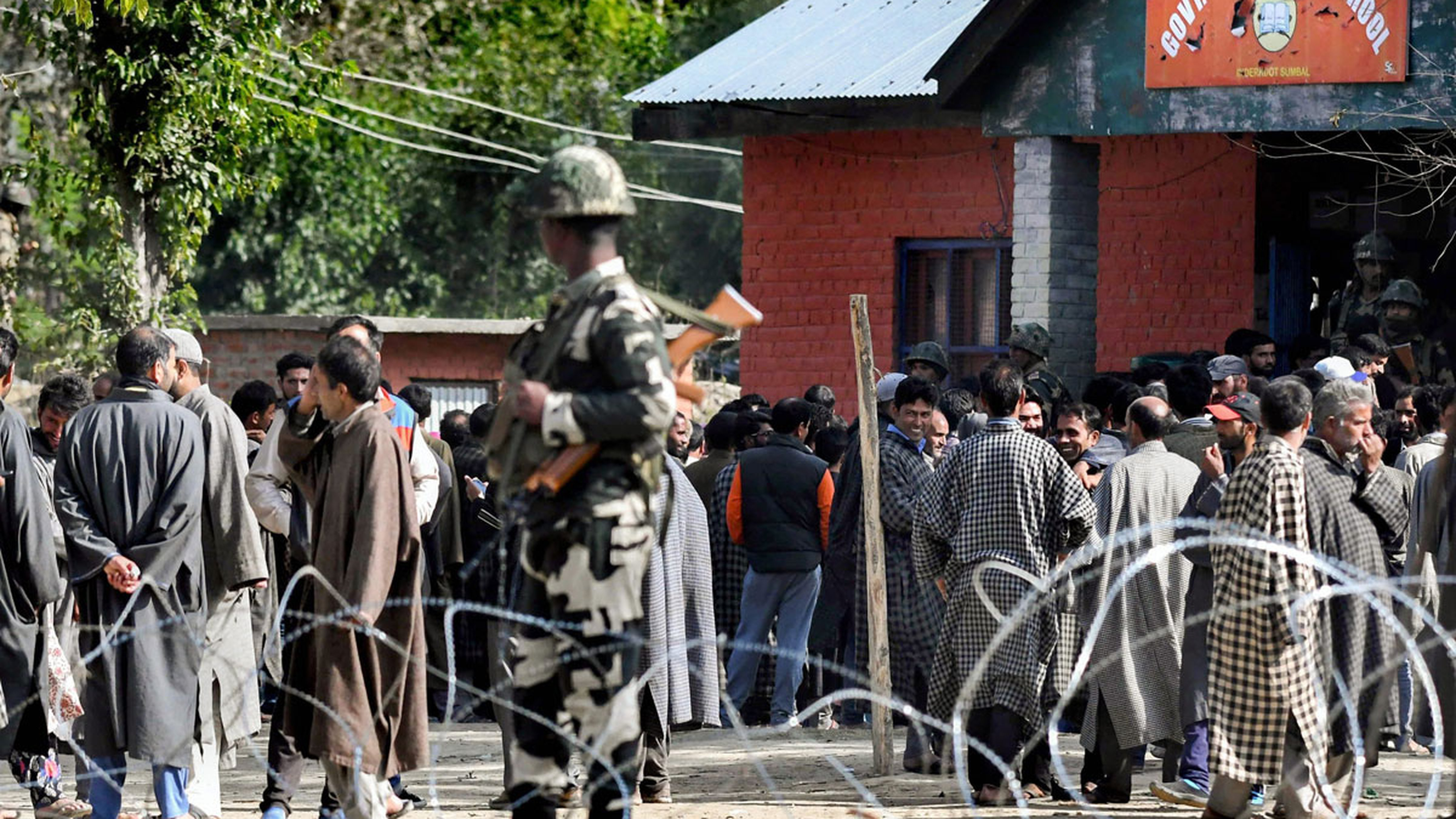 Kashmir's high voter turnout is no indicator that democracy is healthy there