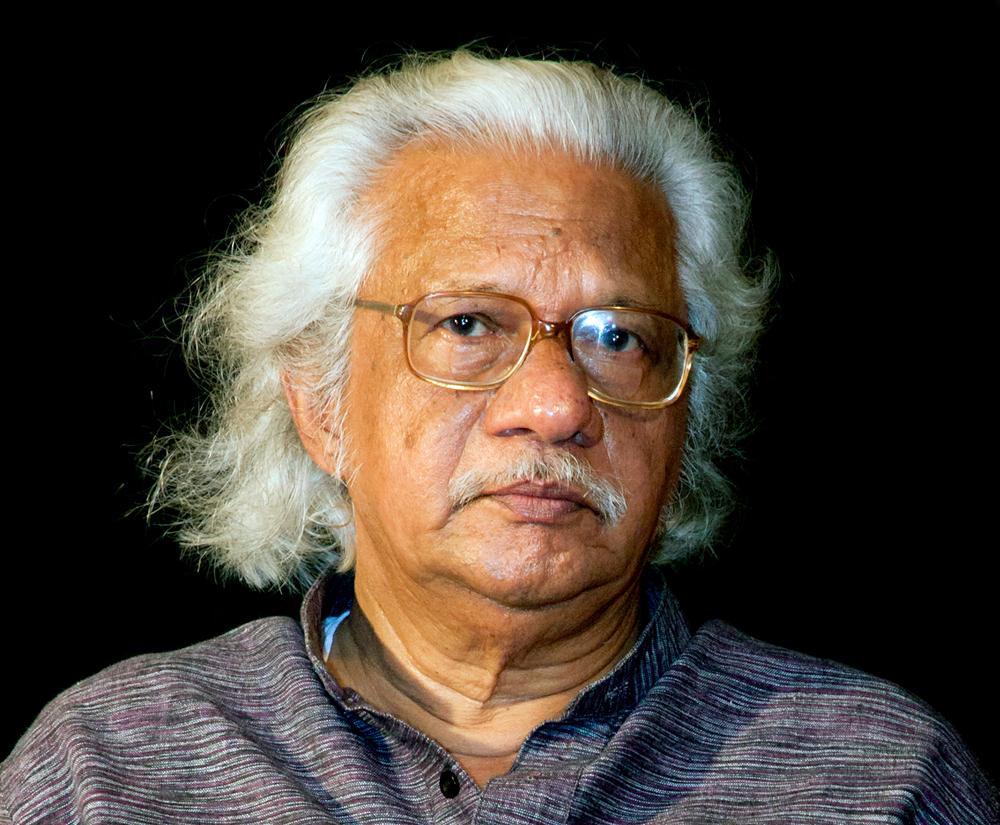 Filmmaker Adoor Gopalakrishnan