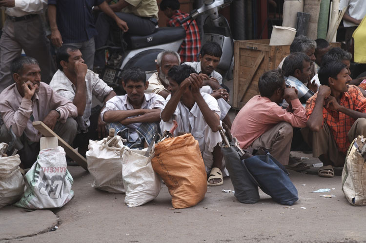 Unemployment remains a concern for voters in Uttar Pradesh