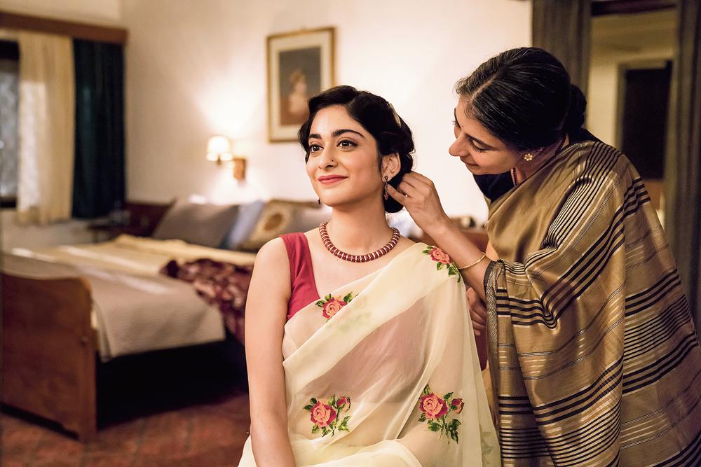 First look at Lata (Tanya Maniktala) and Mrs Rupa Mehra (Mahira Kakkar)