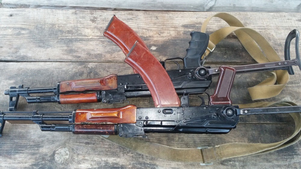 Till date 20 AK-47s have been seized from different localities of Munger