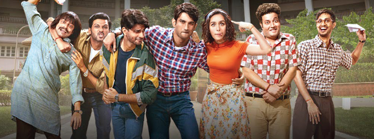 """Chhichhore is an unabashed love letter to """"the best days of our lives"""". The days of being carefree even when we were pressured about grades and marks."""