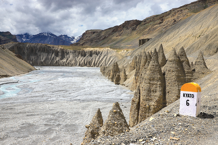 Travelling ethically through Spiti Valley