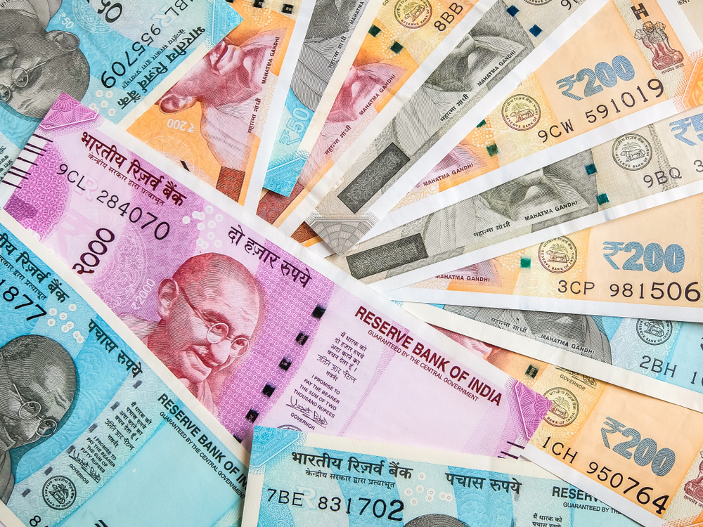 At the inter-bank forex markets, the rupee cracked 62 paise to hit an over two-month low of 72.09 against the US dollar because of weak macro data amid apprehensions over the US-China trade war.