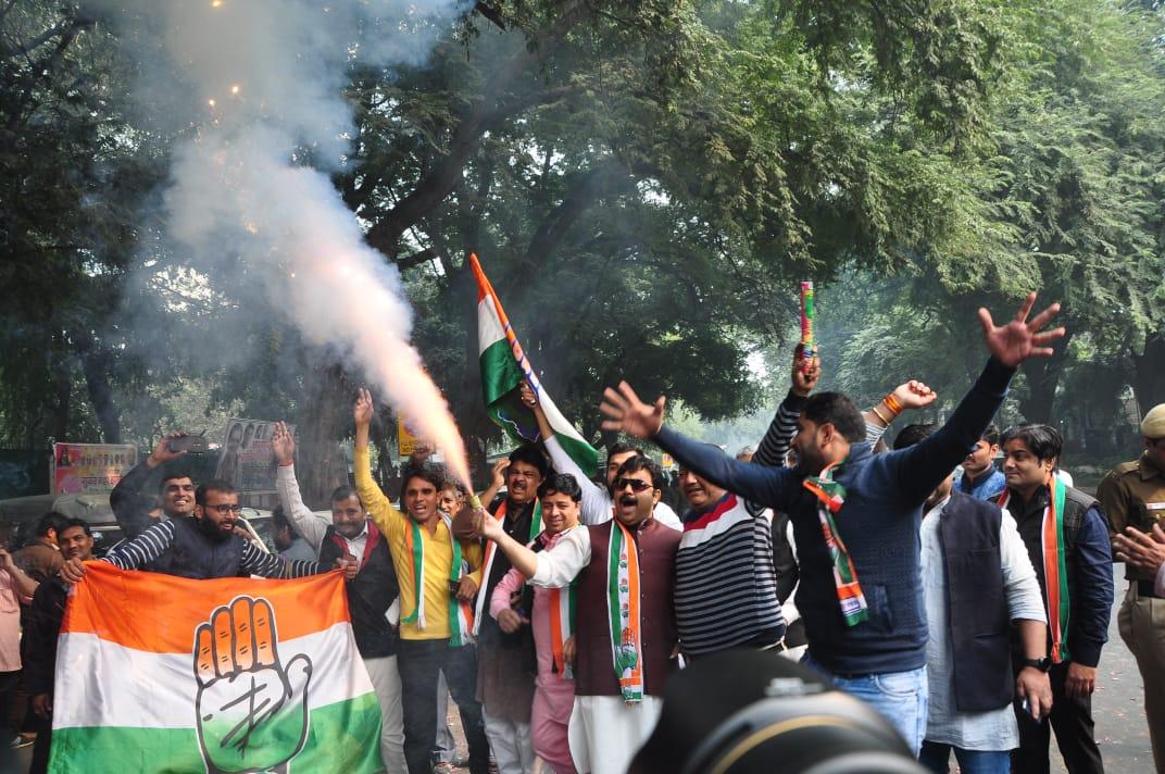 The demand for 'vikas' has trumped the bogey of Hindutva