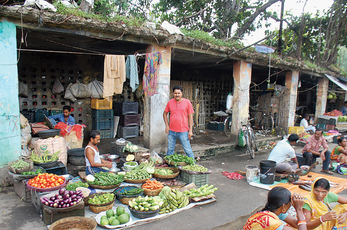 Data showed inflation in vegetable prices cooled off significantly to 31.61 per cent from a high of 50.19 per cent in January.