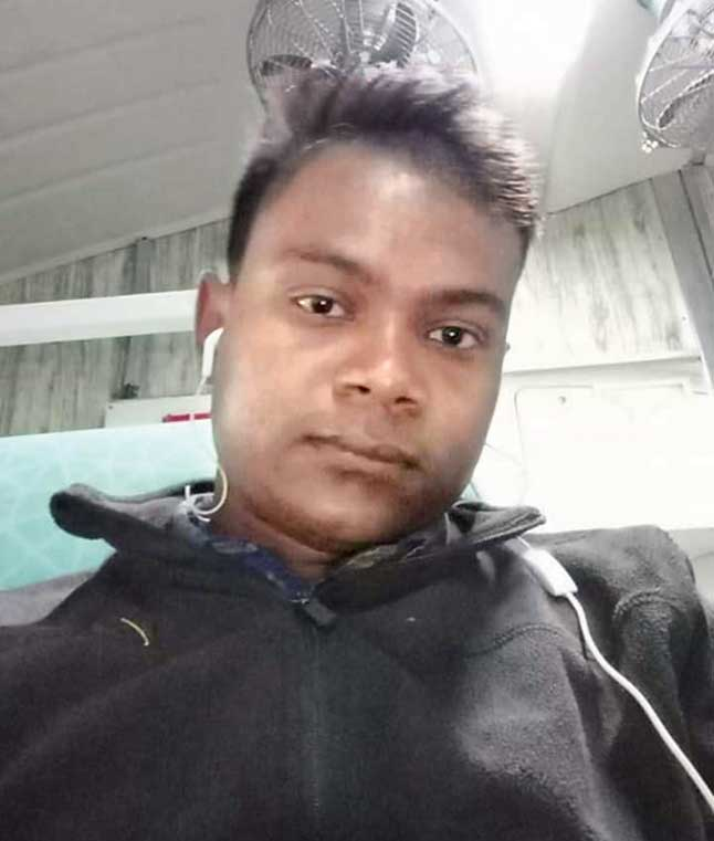 Rajesh Orang, 25, a soldier from Birbhum in Bengal, was killed in Ladakh, his father said, citing a phone call from the army.
