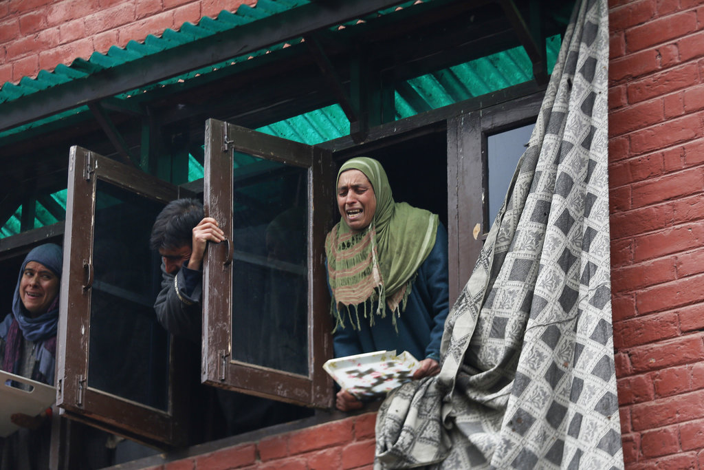 Officials have already declared 2018 to be the bloodiest year in Kashmir in the last decade.
