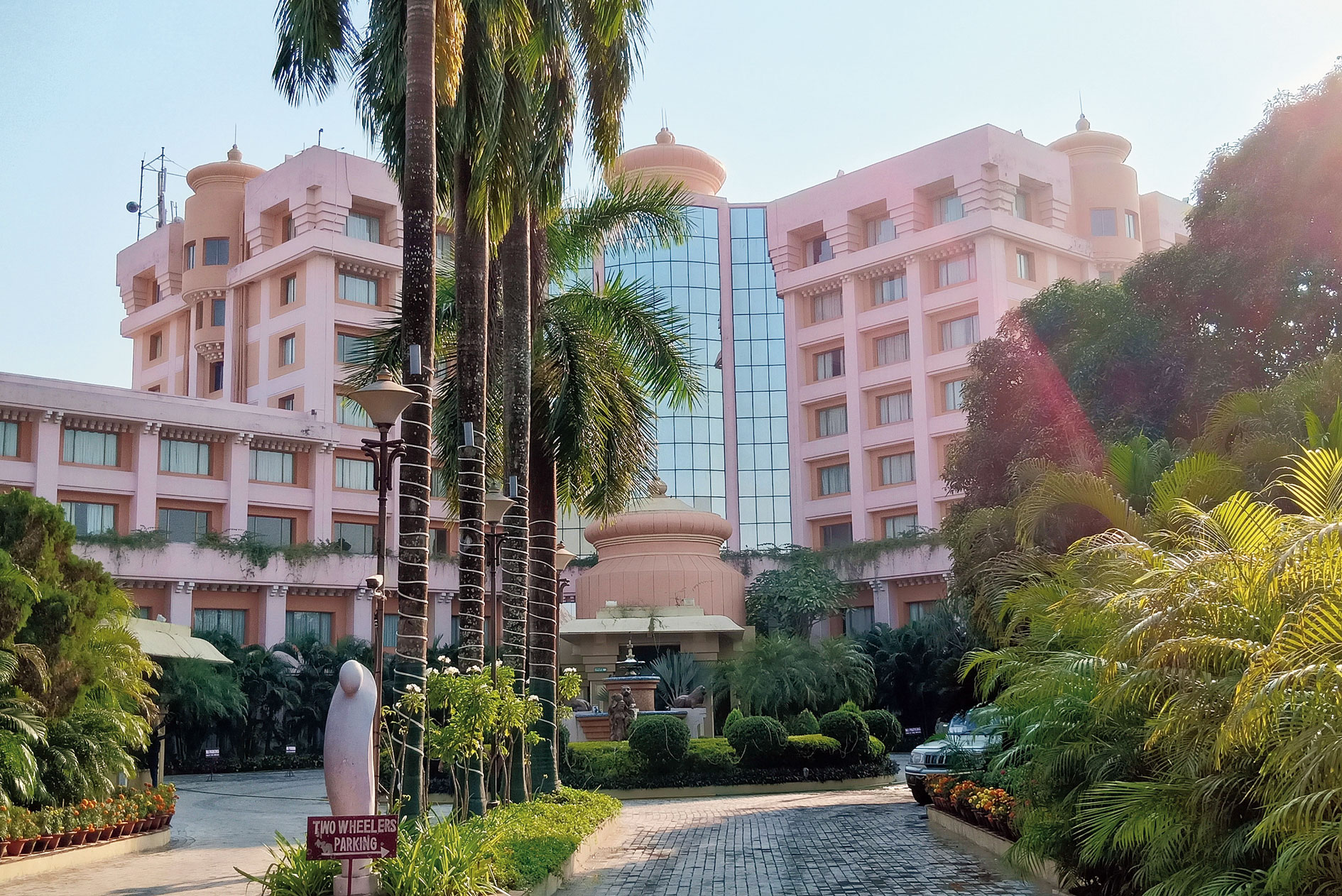 A Bhubaneswar hotel that will dish out various cuisines at the upcoming food festival.