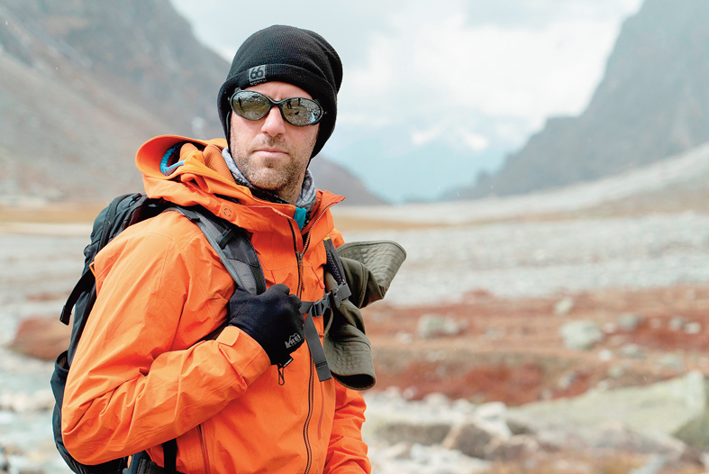 Ryan Pyle on the India episode of Expedition Asia