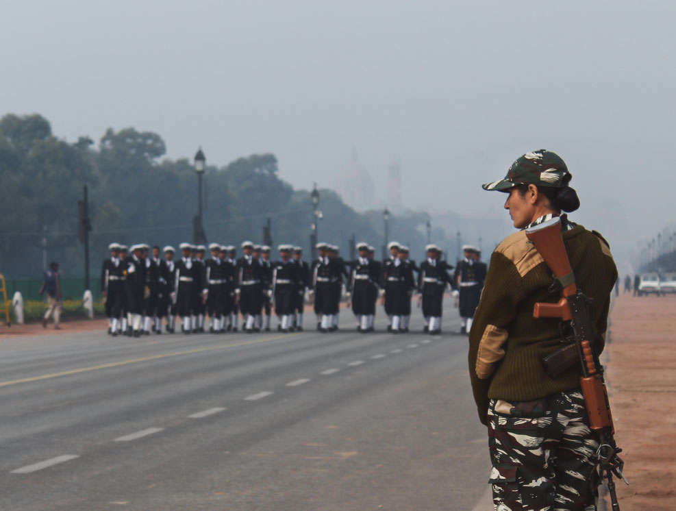 """""""Women officers are already there in our combat support units and a time will come when they will graduate to tackling bigger roles and responsibilities,"""" Lt Gen Singh said."""