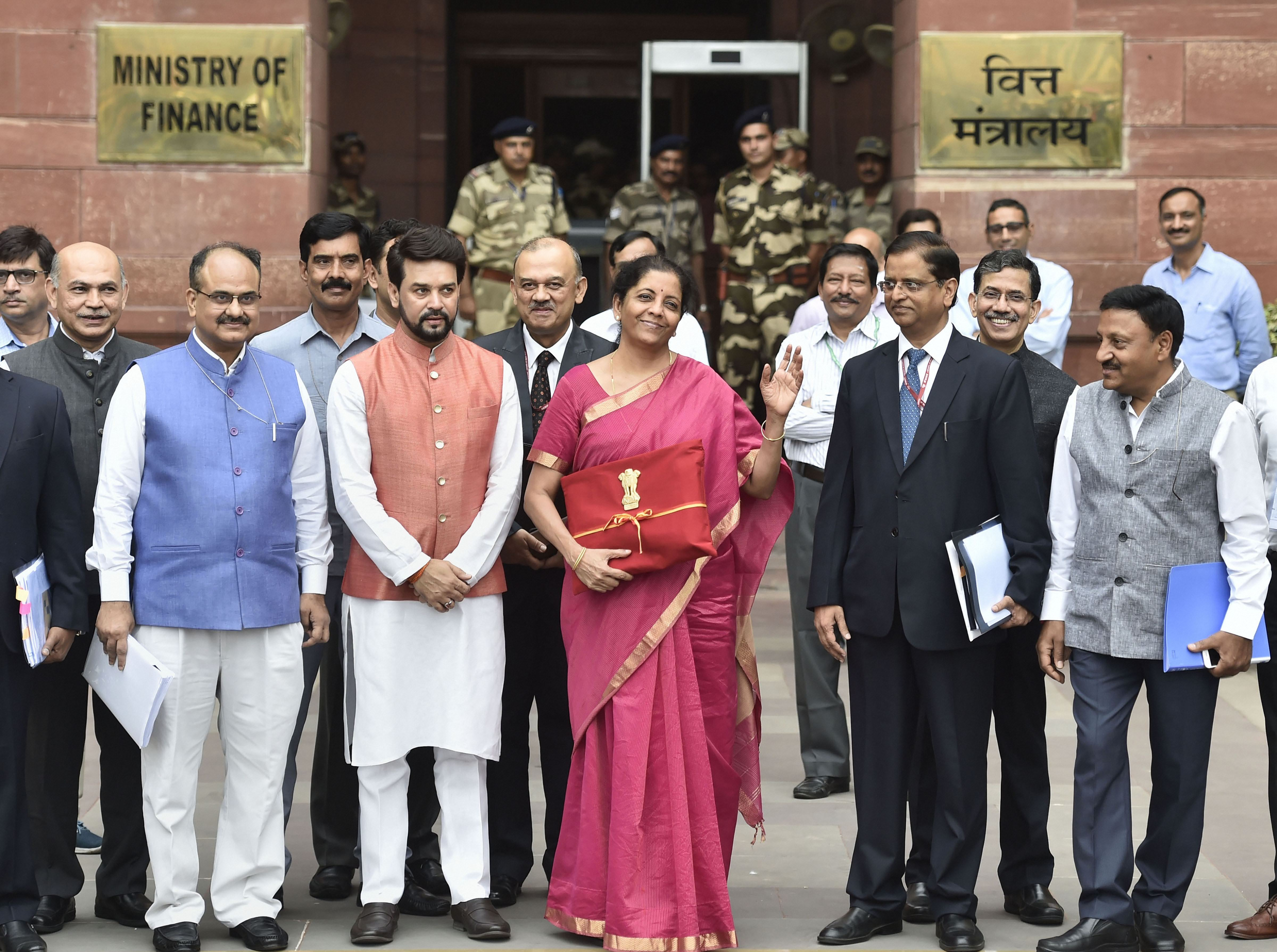 Union Budget: High on vision, low on specifics