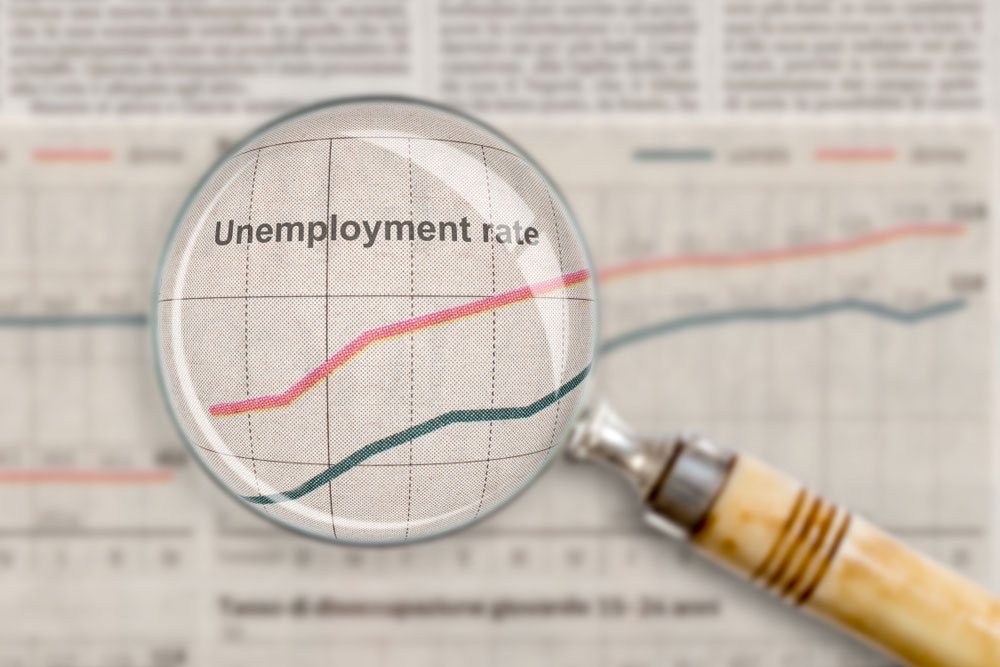 Unemployment highest since 2016