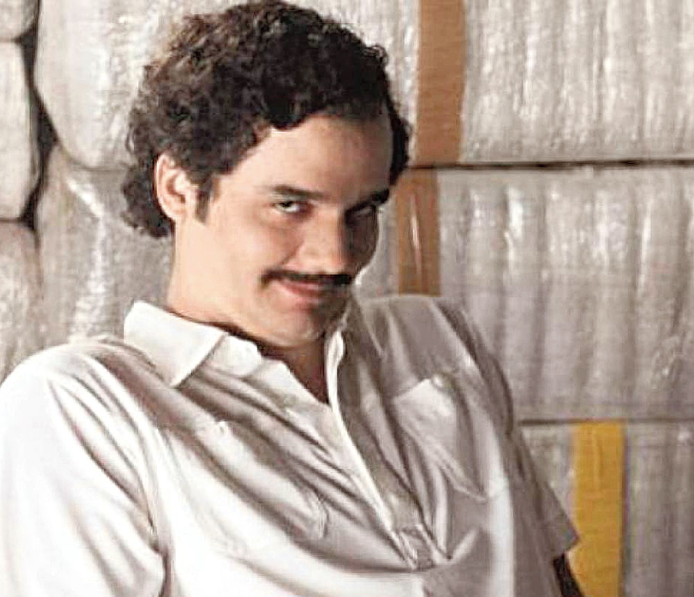 Waah Bihar waah: Wagner Moura as cocaine lord Pablo Escobar in Narcos
