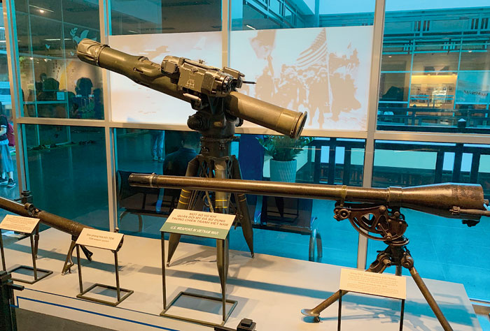 The War Remnants Museum is enough to shake one out of their complacence