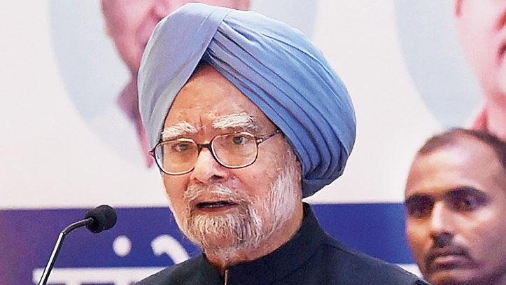Former Prime Minister of India, Manmohan Singh.