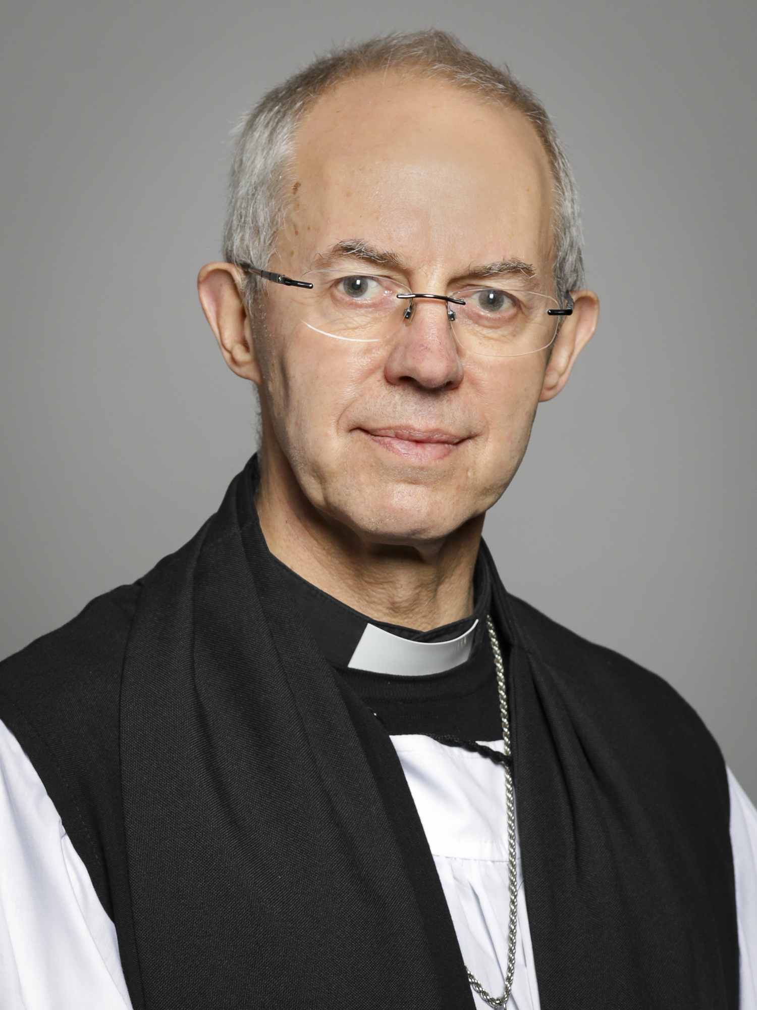 Archbishop of Canterbury, the Most Reverend Justin Welby