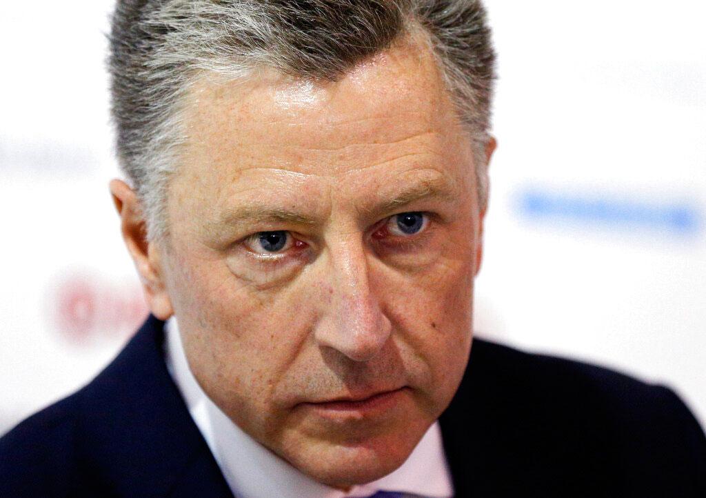 State department's special Ukraine envoy Kurt D. Volker.