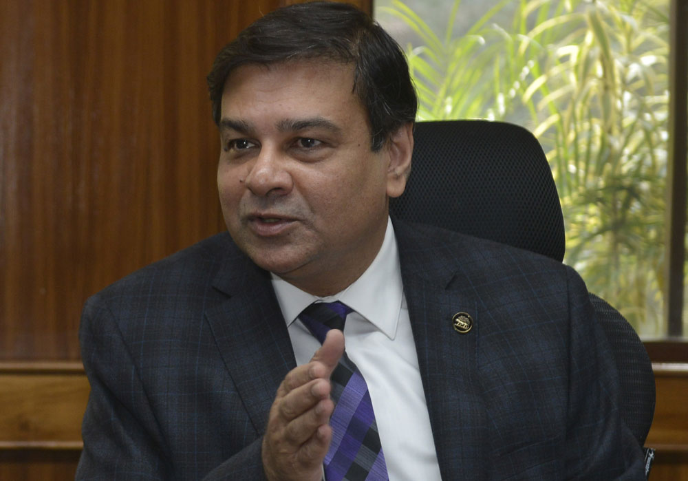 RBI governor Urjit Patel does not give much at meeting