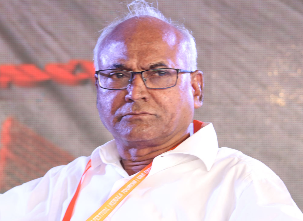 Kancha Ilaiah, a prominent backward class intellectual, said there were sudras among the upper castes too, except Brahmins