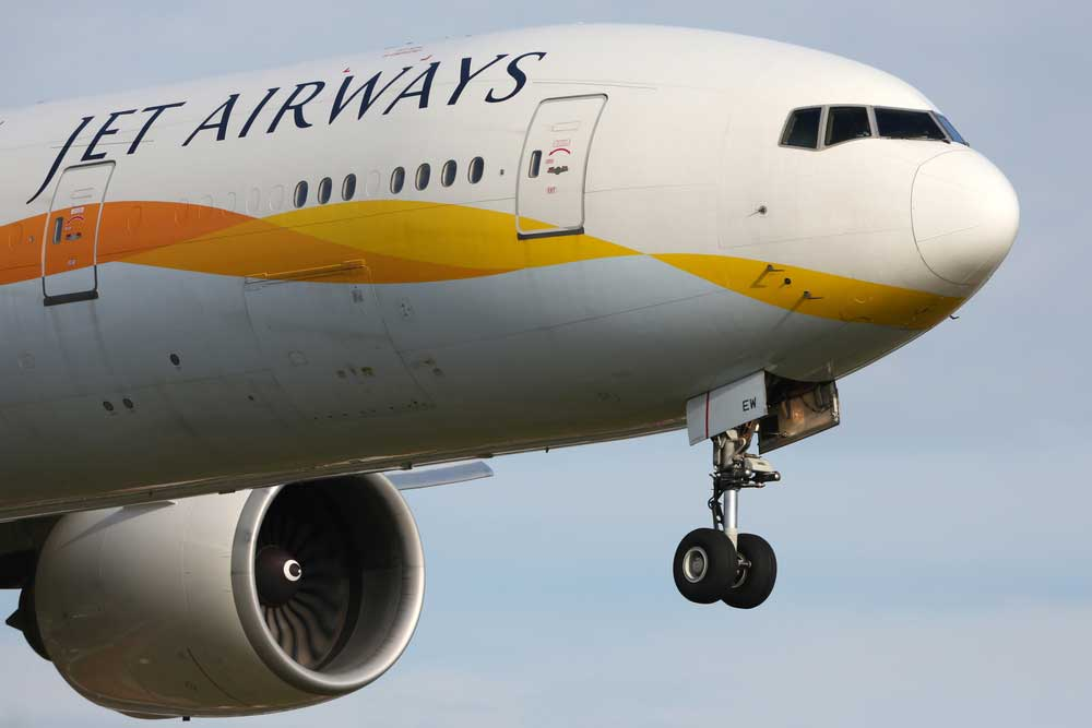The move could help the cash-strapped Jet Airways which is looking for investment from lenders