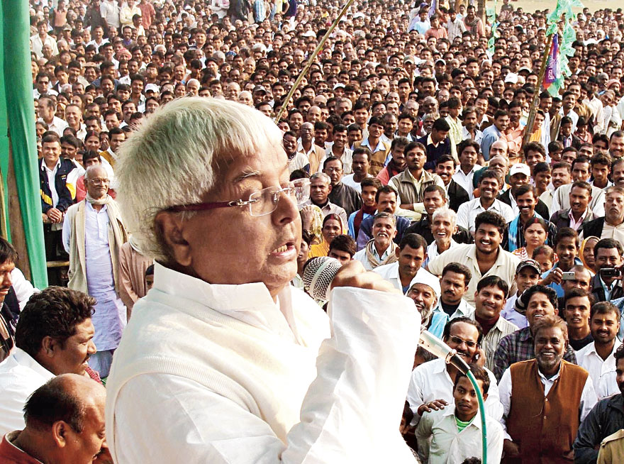 Bihar election minus Lalu like a cabaret without Helen