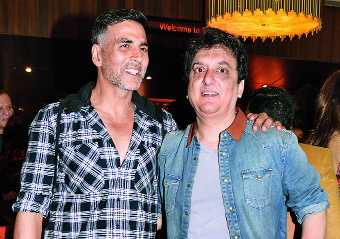 The filmmaker revealed how Akshay and him have known each other for over four decades
