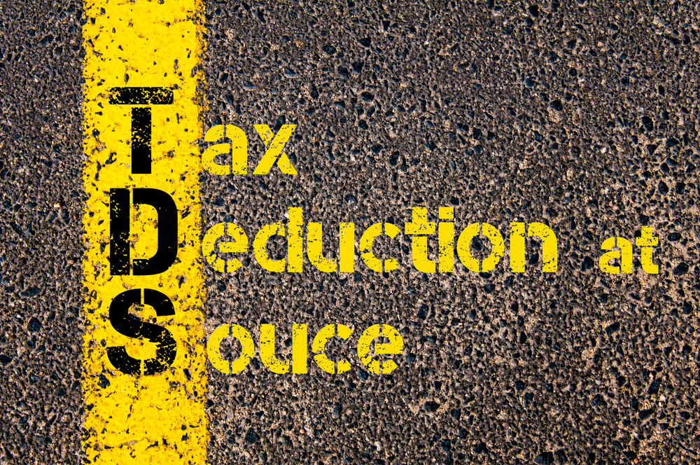 The TDS provisions under the Goods and Services Tax were brought into effect from October 1, 2018.